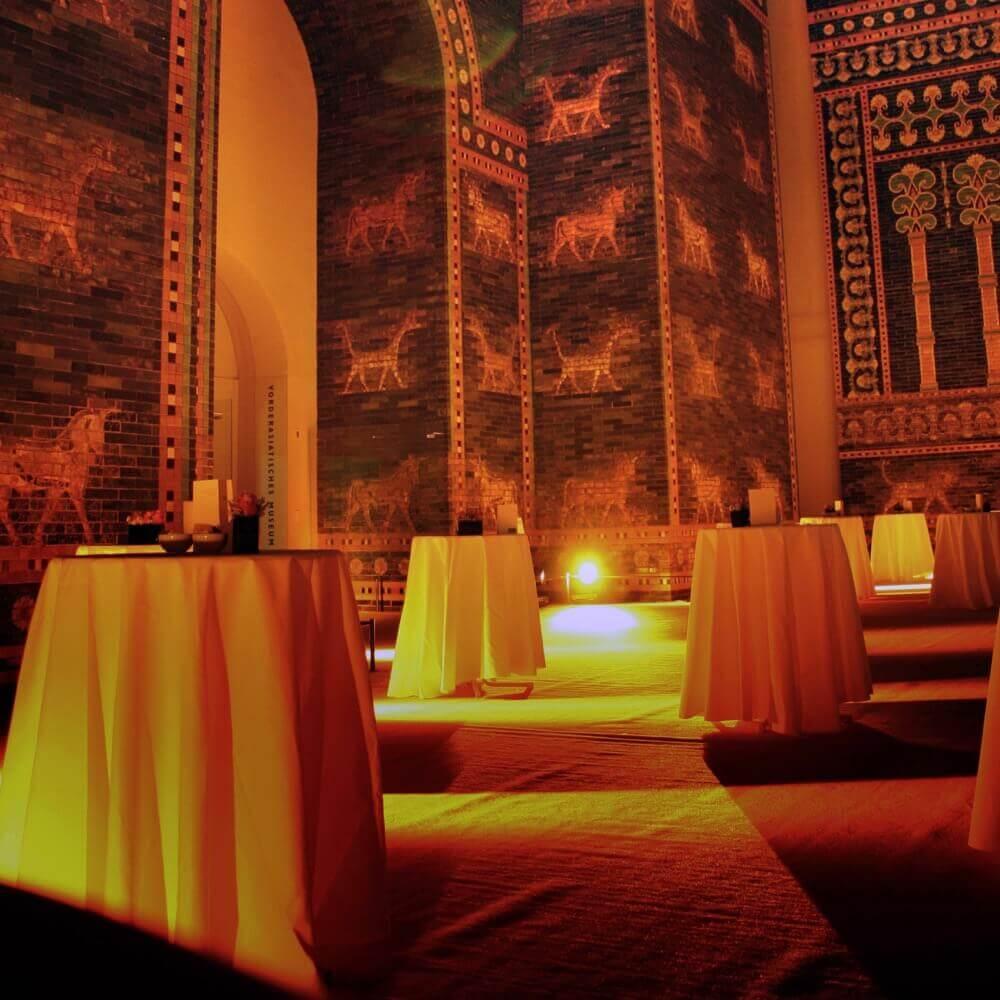 Event zum Jahr der Geisteswissenschaften im Pergamon Museum