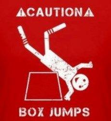 box jump fail
