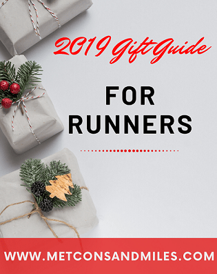 2019 Holiday Gift Guide For Runners Metcons Miles