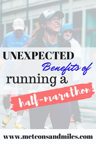 Benefits of Running a Half-Marathon