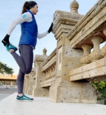 exercise and anxiety - running for self-care