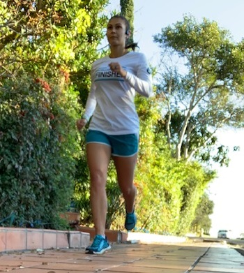 Lessons learned from working out running