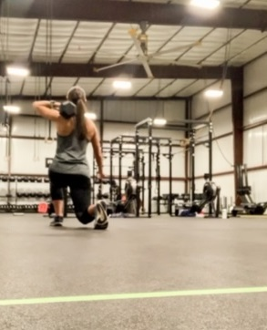 mental toughness - crossfit