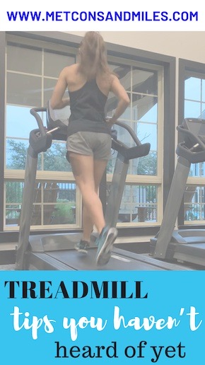 treadmill tips