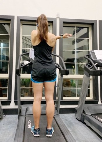Garmin watch - treadmill setting - treadmill runs with Garmin