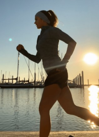 morning run routine - morning running routine - runners morning routine - prerun morning routine