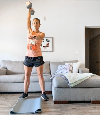 CrossFit at home - CrossFit workouts at home - Crossfit workouts - CrossFit workouts no equipment
