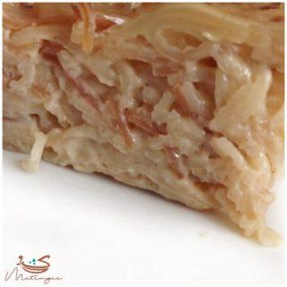 Sweet Vermicelli Cake