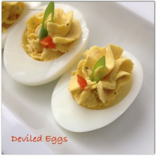 Sunday Brunch… Deviled Eggs