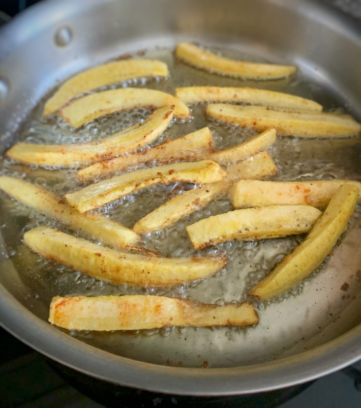 Plantain Fries
