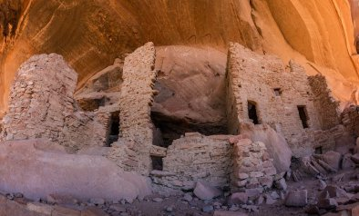 River House Ruin along the San Juan River in Southeastern Utah