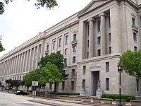 DOJ Building, DC