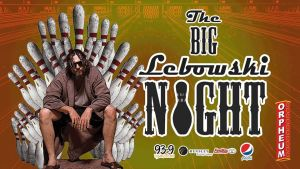 The Big Lebowski @ The Orpheum Theater