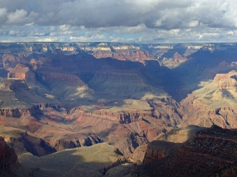 A view of the Grand Canyon on Sept. 9, 2014. (NPS photo of Grand Canyon National Park by M. Quinn via flickr)
