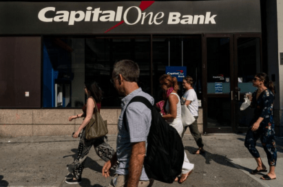 Capital One recovered hundreds of millions of dollars of debt beyond any other card issuer last year and has continued collecting despite a global pandemic. (Drew Angerer)