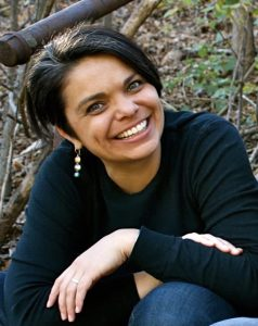 """Kelli Jo Ford, a member of the Cherokee Nation and author of """"Crooked Hallelujah."""" (Photo by Val Ford Hancock)"""