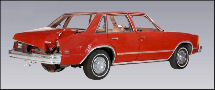 Meteorite Car Right-Rear