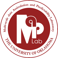 MAP Lab Implements Ground Based Radar Data Assimilation Capability