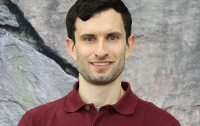 Dr. Ben Schenkel – September 11 Colloquium