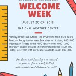 School of Meteorology to host Welcome Week