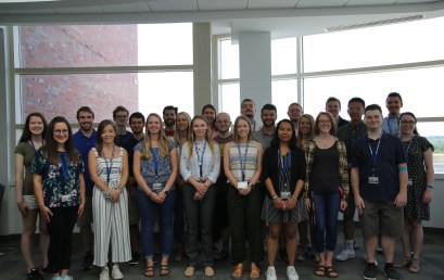 School of Meteorology Welcomes Largest Class of Graduate Students in History