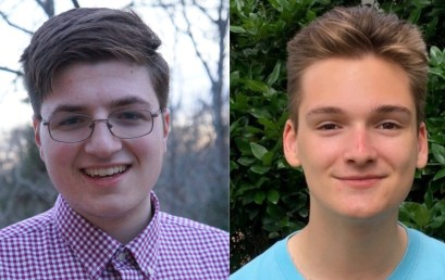 OU's AMS Freshman Scholarship Winners Reflect on Their First Year