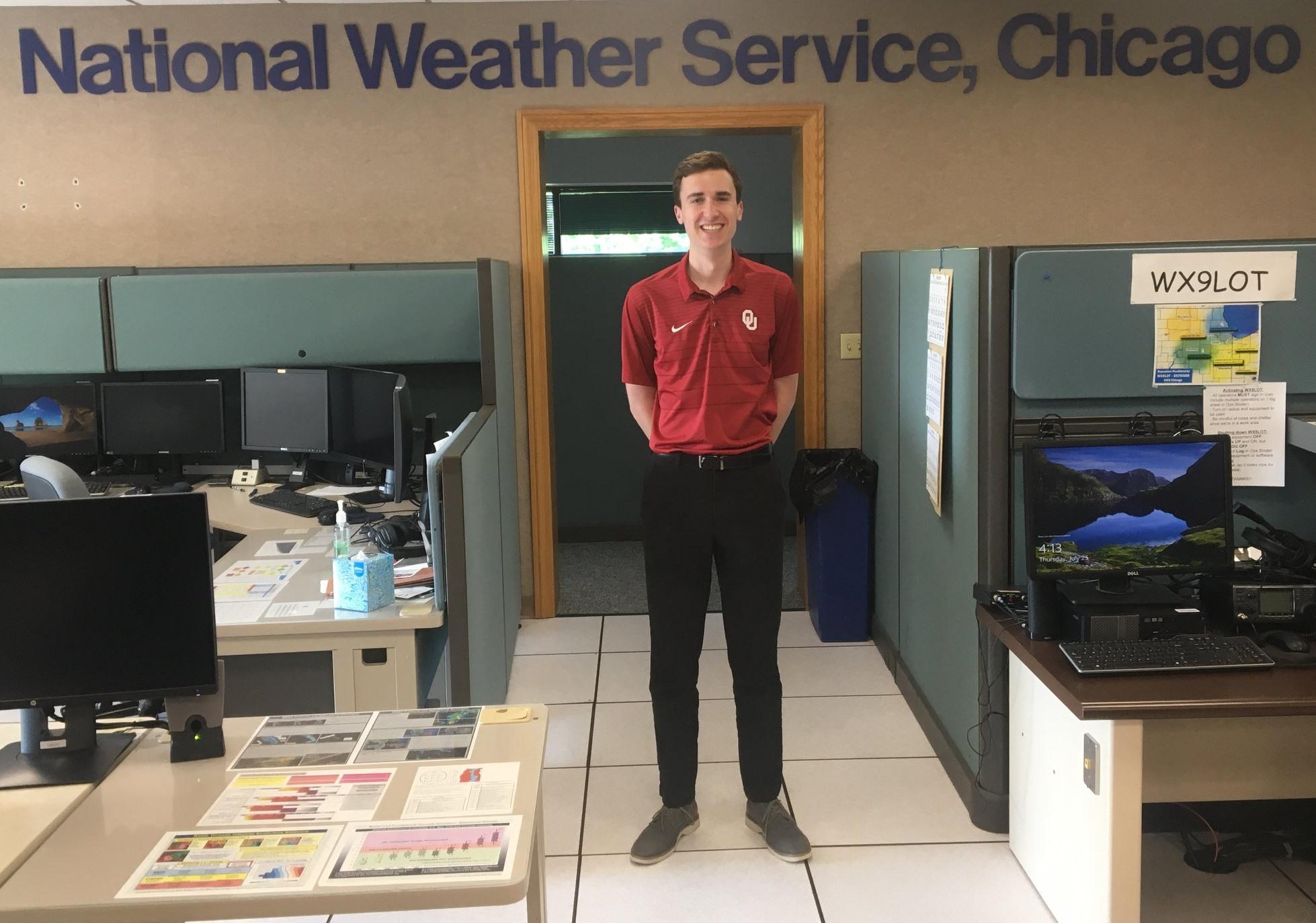 Hollings Scholar Summer Research- Max Ungar