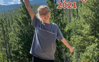 Senior Spotlight May 2021 – Amanda Novak