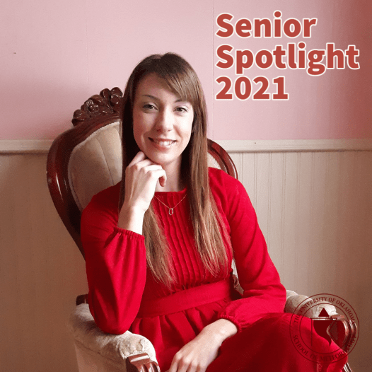 Senior Spotlight May 2021 – Teresa Deutchman