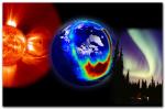 Nueva Tormenta Solar: Eyección de la masa coronal (CME) llegará a la Tierra entre el 26 y 27