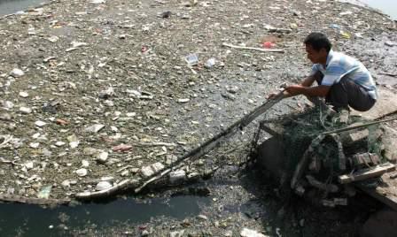 Se está formando otro continente, lamentablemente construido con plástico y basura