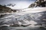 Glaciares, alpes