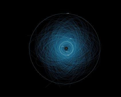 Imagen completa ofrecida por la NASA. Click para ampliar