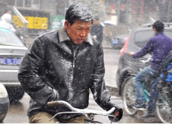 Clima en China