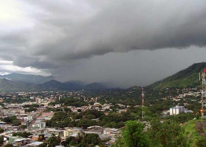 Buena parte de Venezuela registró lluvias por encima de su promedio durante el mes de agosto pasado