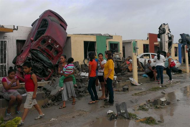 Los tornados serán más frecuentes en México y en países inusuales según señala un experto
