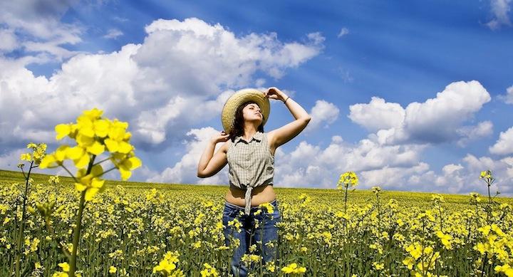 Éste fin de semana comienza la primavera en el hemisferio Norte y con ello los días de más calor para Venezuela
