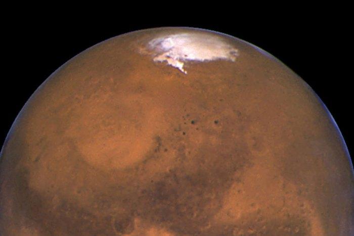 Han descubierto agua líquida subglacial en Marte ¿Por qué es importante éste hallazgo?
