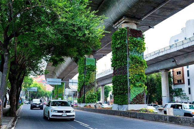Innovadores proyectos para combatir el problema de la polución en México
