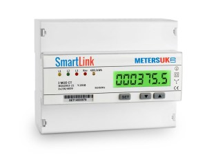3 MOD CT Three Phase Modbus Meter CE approved DIN mount