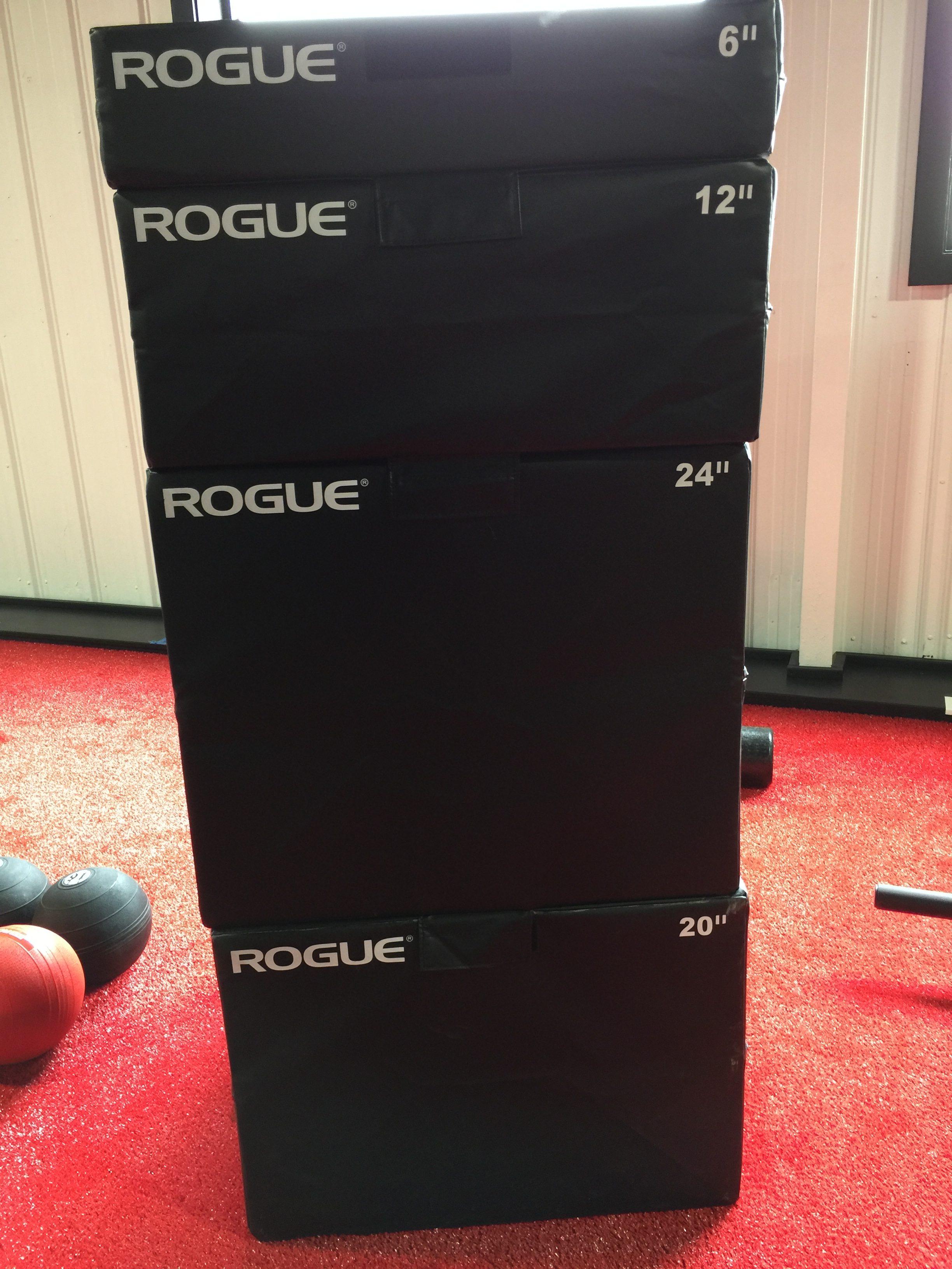 Rogue Foam Plyometric Boxes