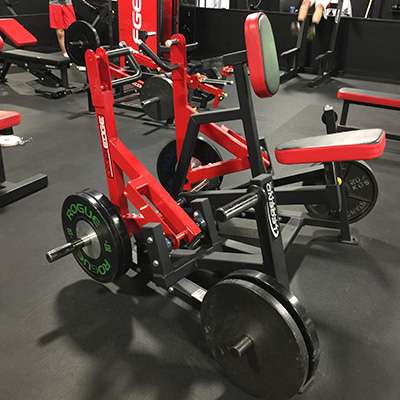 LeverEDGE Seated Vertical Row