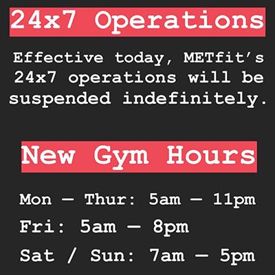 24×7 Operations