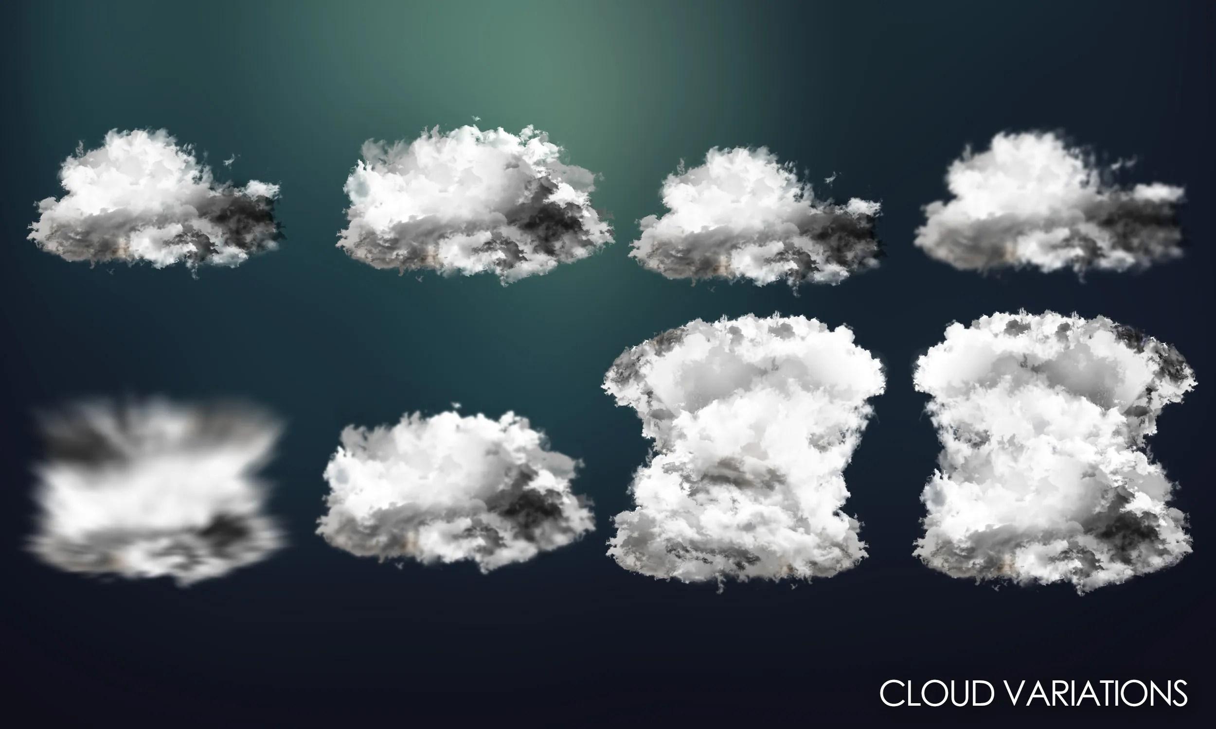 Cloud Variations