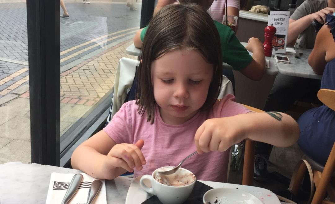 Why My Daughter goes to Bed Without Dinner Most Nights