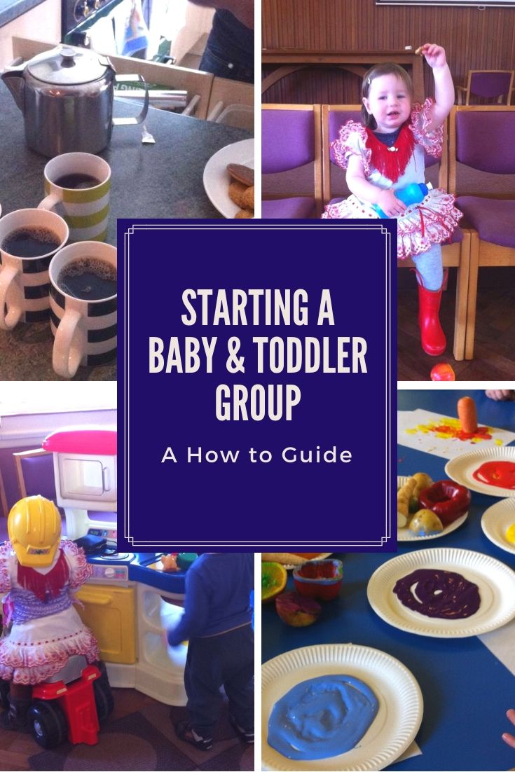 Starting a toddler group