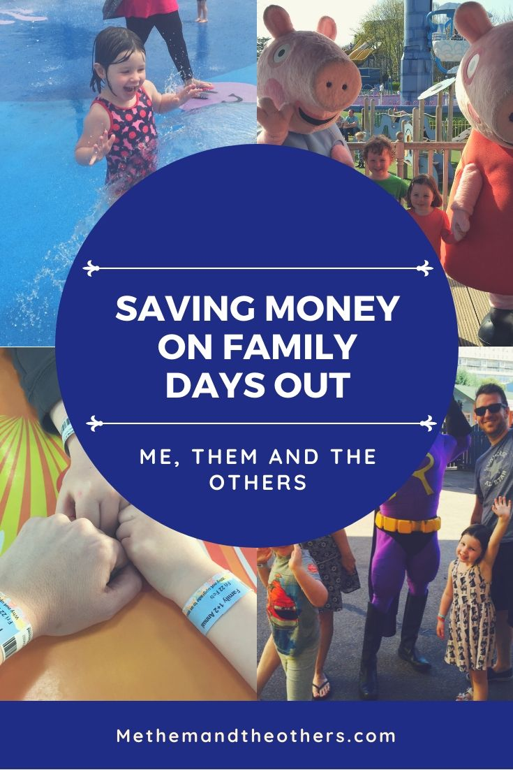 Saving money on family days out