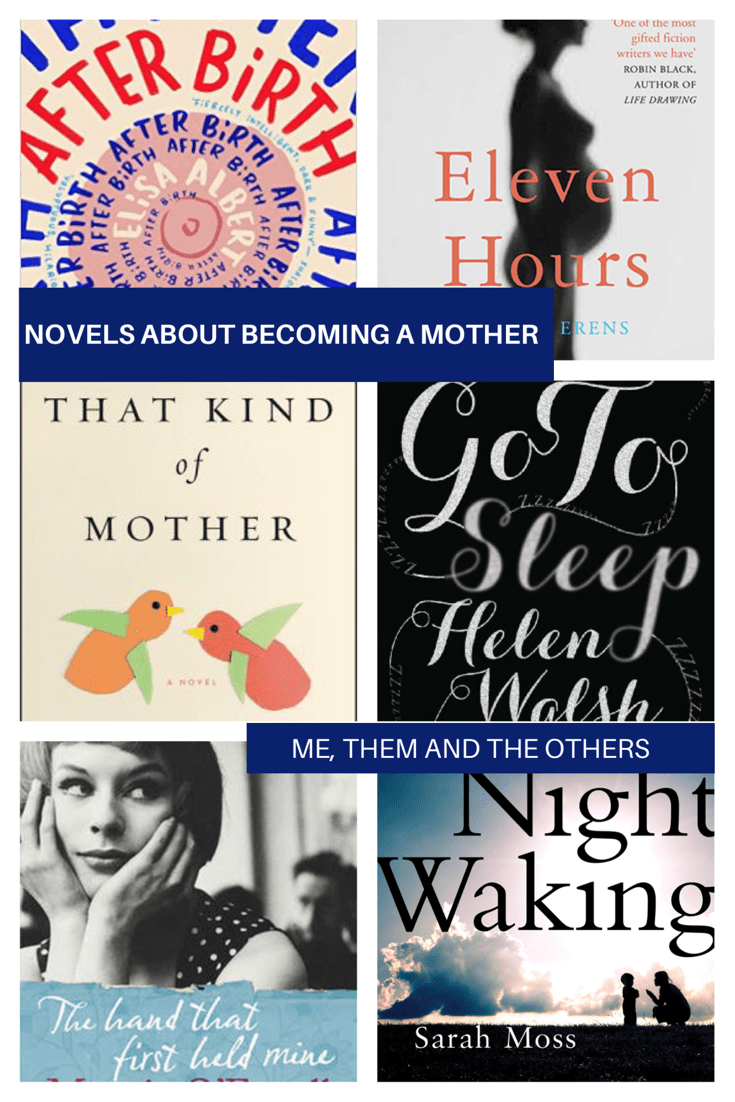 Novels about becoming a mother