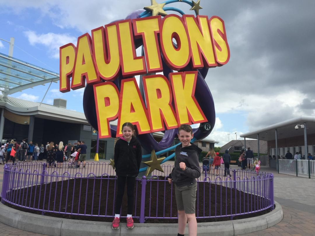 Paultons Park with Older Children
