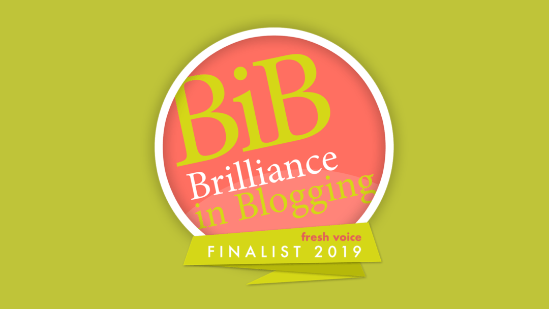 Why I am Over the Moon to Be a Finalist in the BiB Awards